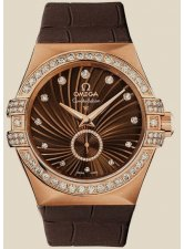 OMEGA CONSTELLATION CO-AXIAL AUTOMATIC 35MM LADIES WATCH