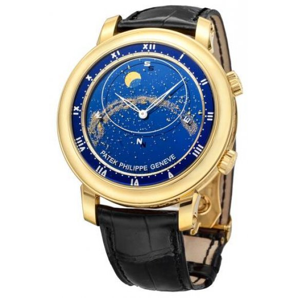 Patek Philippe Sky Moon Celestial Grand Complication