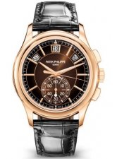 Patek Philippe Annual Calendar Chronograph Rose Gold 5905R-001