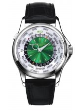 PATEK PHILIPPE COMPLICATED WATCHES SPECIAL PLATINUM MECCA WORLD EDITION TIMER
