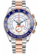 ROLEX YACHT-MASTER II 44MM STEEL AND EVEROSE GOLD