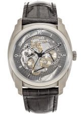 VACHERON CONSTANTIN QUAI DE L`ILE DAY-DATE AND POWER-RESERVE SELF-WINDING
