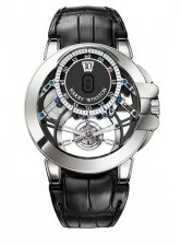 HARRY WINSTON OCEAN COLLECTION TOURBILLON JUMPING HOUR Discount price