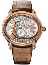 AUDEMARS PIGUET LADIES MILLENARY SMALL SECONDS HAND-WOUND