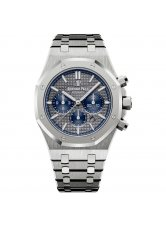 AUDEMARS PIGUET ROYAL OAK PLATINUM TITANIUM CHRONOGRAPH 20TH ANNIVERSARY