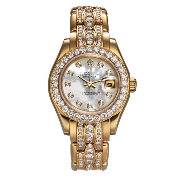 ROLEX DATEJUST LADY PEARLMASTER