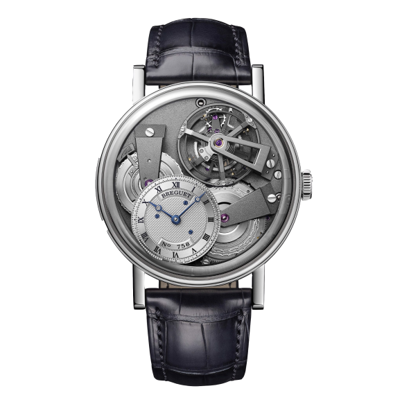 BREGUET TRADITION. 7047 FUSEE TOURBILLON