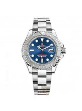 ROLEX YACHT-MASTER 40 MM, STEEL AND PLATINUM