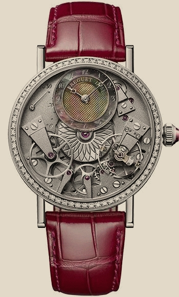 Breguet                                     Tradition. Lady 7038