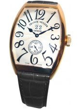 Franck Muller                                     Cintree Curvex Automatic 6850 S6 GG