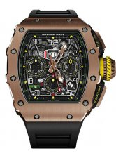 Richard Mille                                     Watches AUTOMATIC FLYBACK CHRONOGRAPH RM 11-03