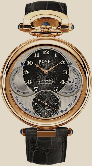 Bovet                                     Amadeo Fleurier 19Thirty