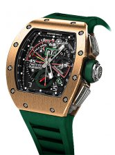 Richard Mille                                     Watches AUTOMATIC FLYBACK CHRONOGRAPH - ROBERTO MANCINI