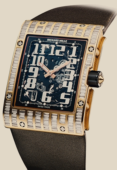 Richard Mille                                     Watches RM016