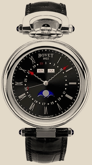 Bovet                                     Amadeo Fleurier Complications 42 Triple Date