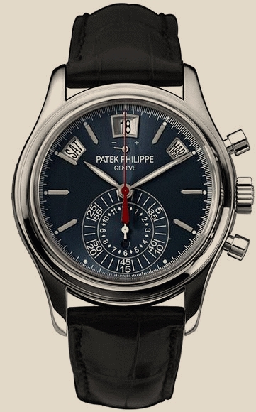 Patek Philippe                                     Complicated Watches 5960 WG Limited Edition