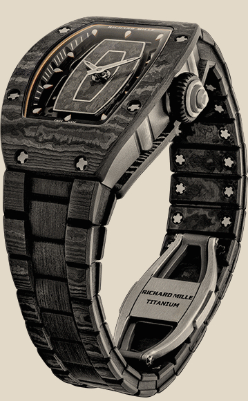 Richard Mille                                     Watches Carbon
