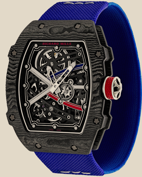 Richard Mille                                     Watches RM 67-02